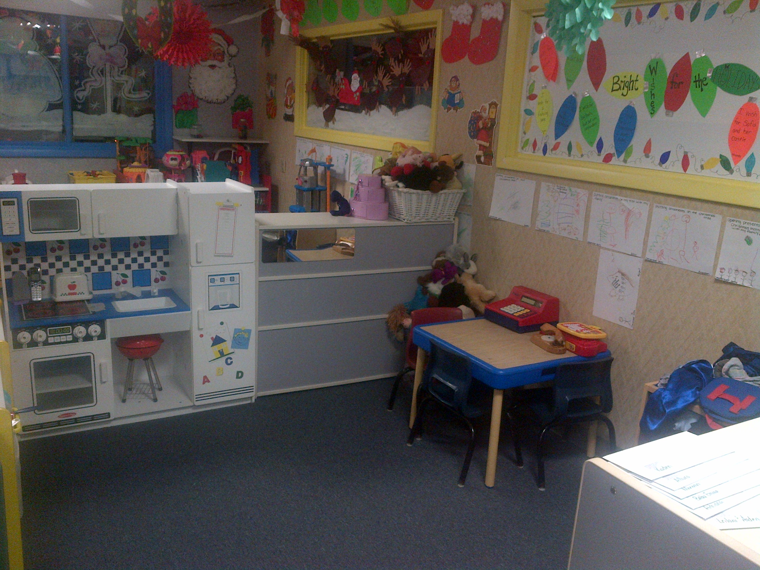 More 4's and 5's Room