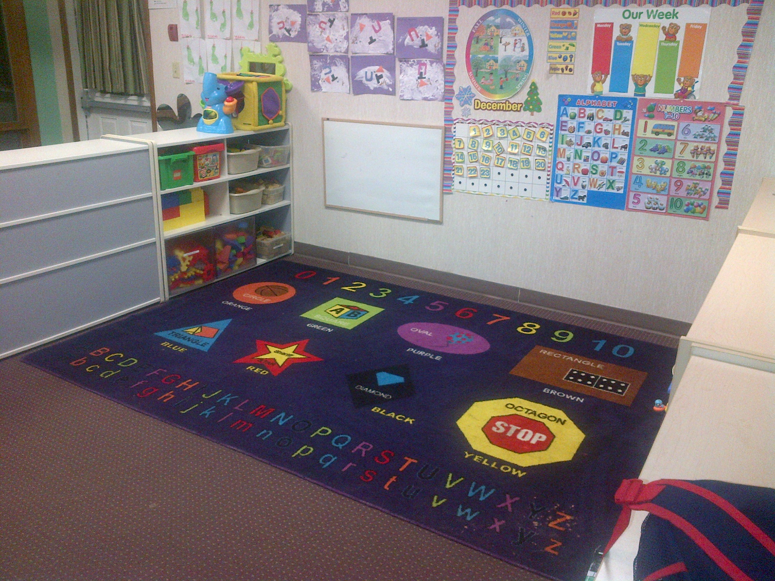 Some Of Our Toddler Room