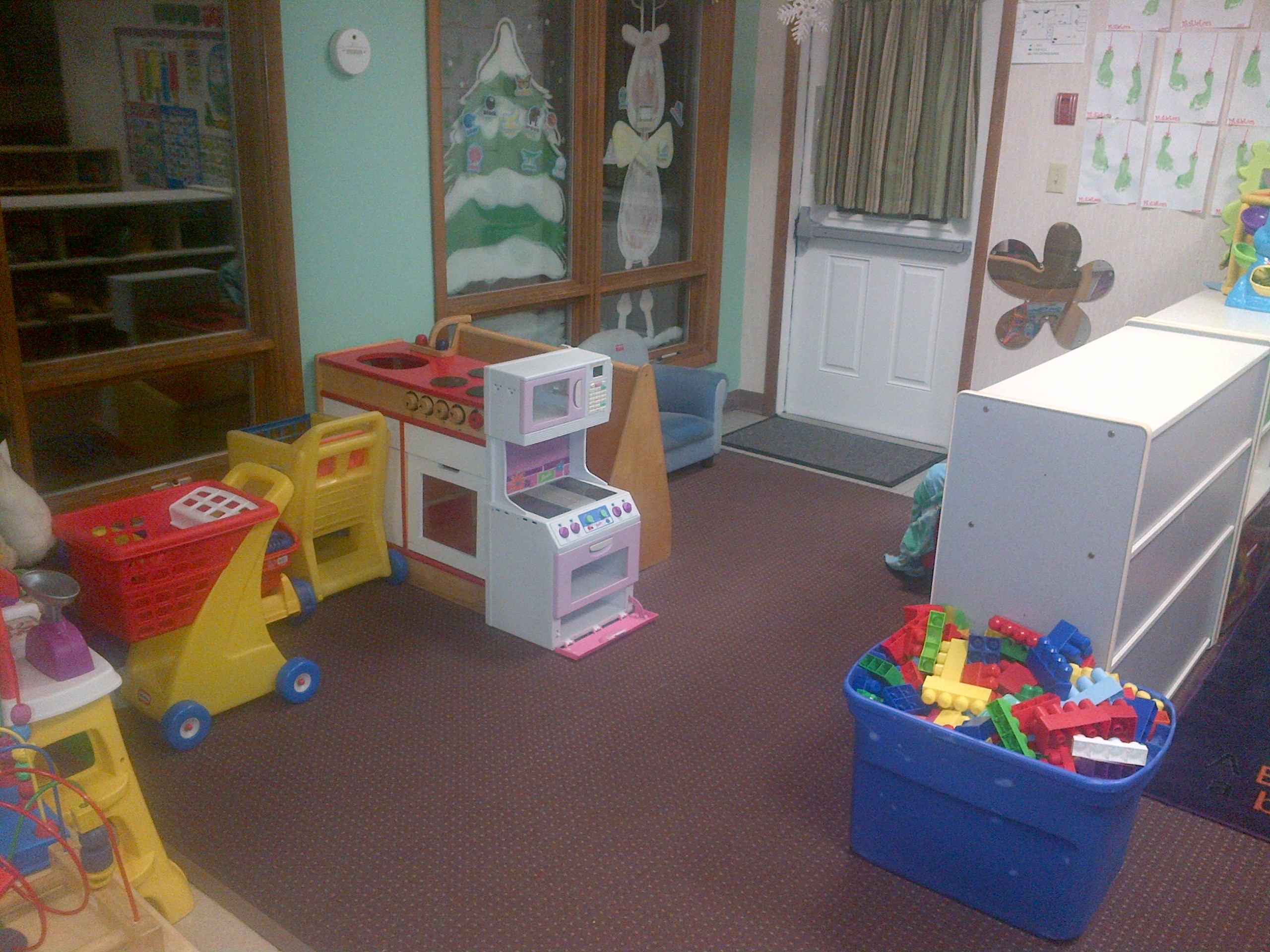 4 and 5's Room
