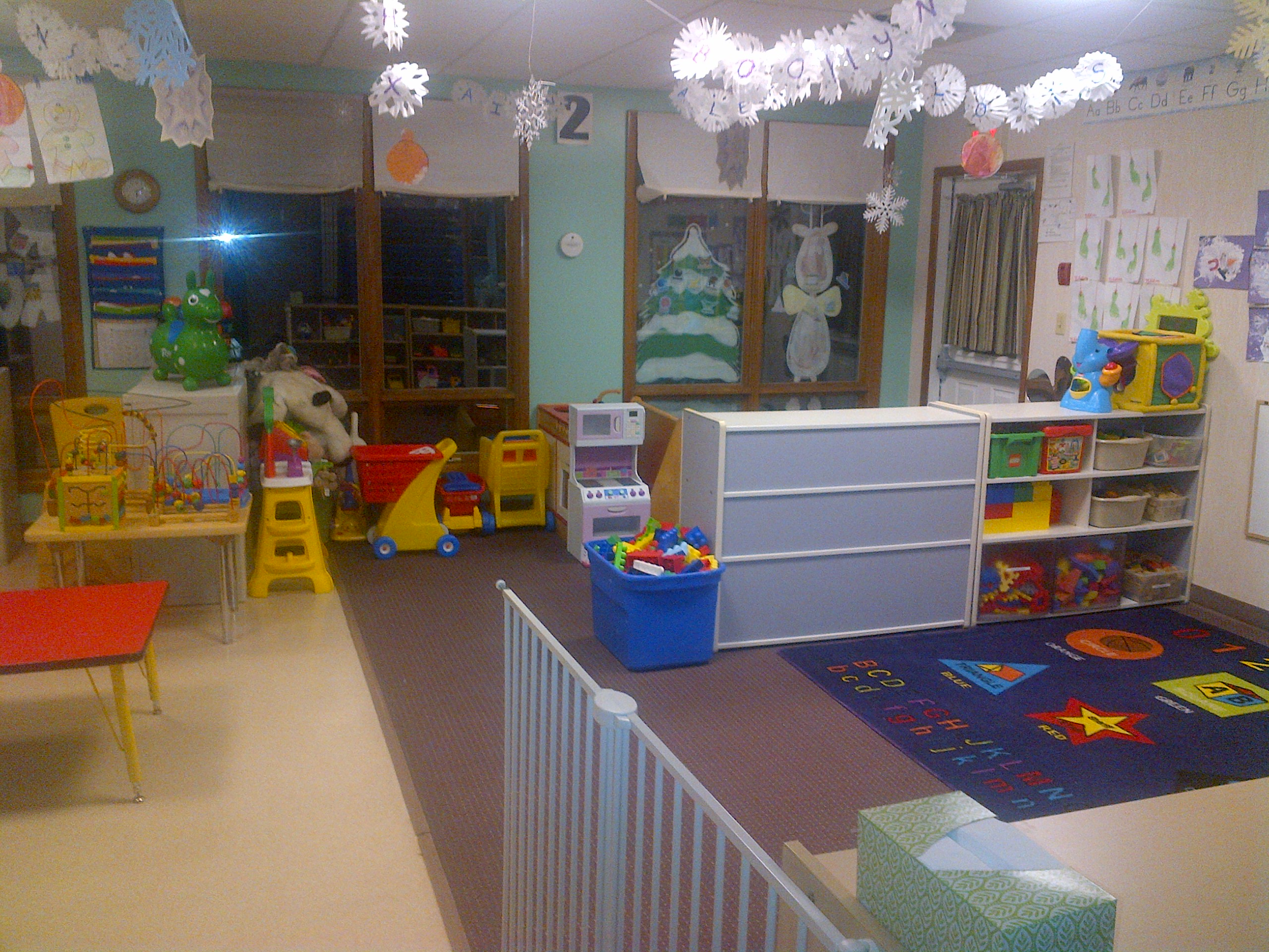 More Toddler Room