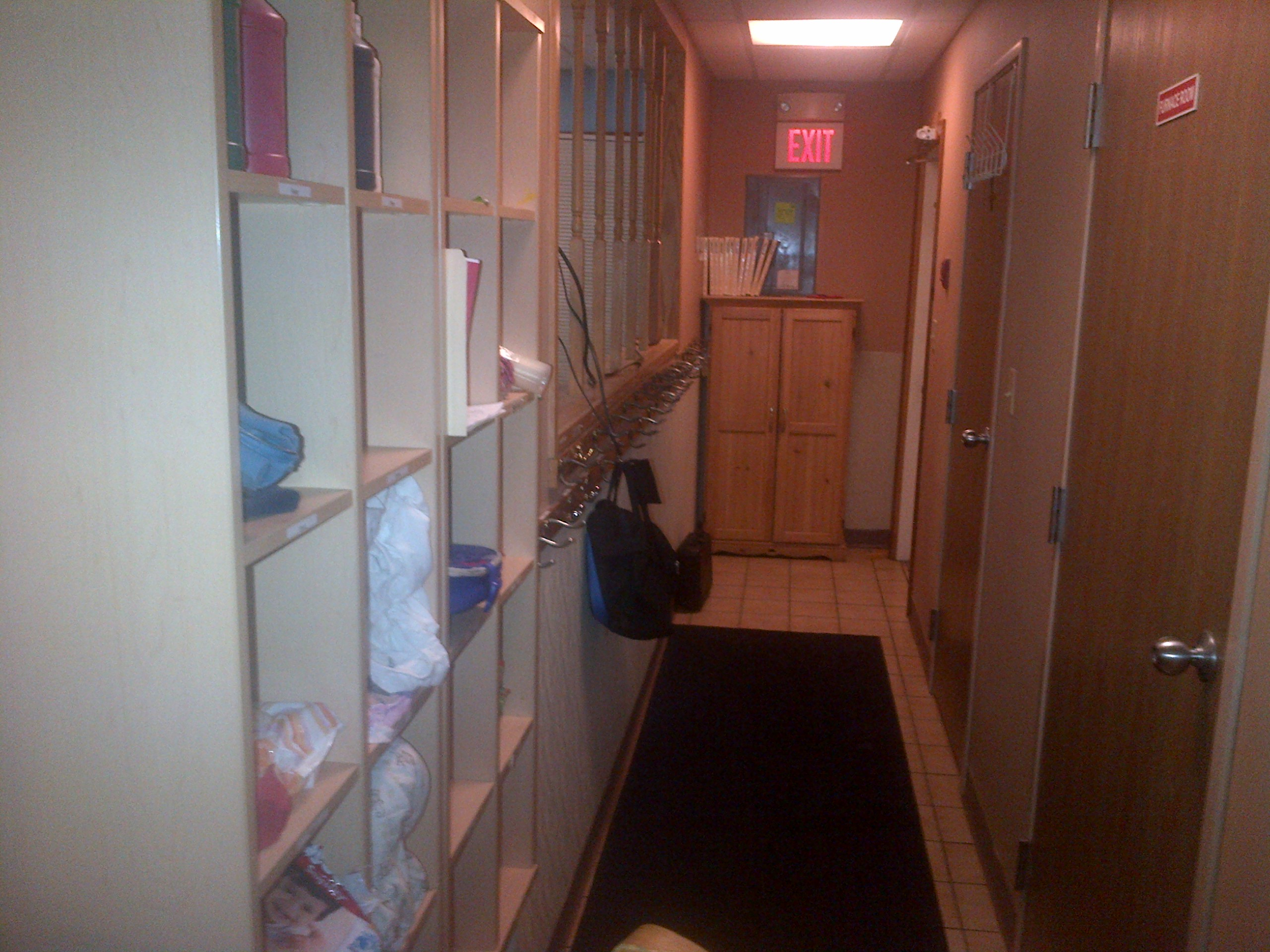 After Care Cubbies